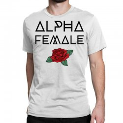 alpha female for light Classic T-shirt | Artistshot