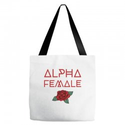 alpha female for dark Tote Bags | Artistshot