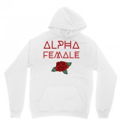 alpha female for dark Unisex Hoodie | Artistshot