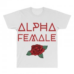 alpha female for dark All Over Men's T-shirt | Artistshot