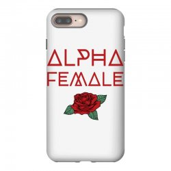 alpha female for dark iPhone 8 Plus Case | Artistshot