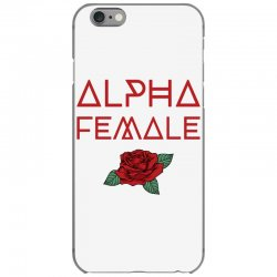 alpha female for dark iPhone 6/6s Case | Artistshot
