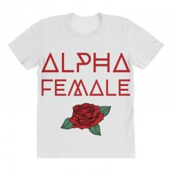 alpha female for dark All Over Women's T-shirt | Artistshot