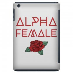 alpha female for dark iPad Mini Case | Artistshot