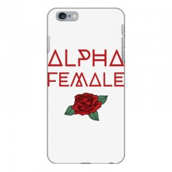 alpha female for dark iPhone 6 Plus/6s Plus Case | Artistshot