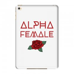 alpha female for dark iPad Mini 4 Case | Artistshot