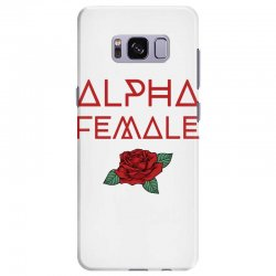 alpha female for dark Samsung Galaxy S8 Plus Case | Artistshot