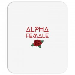 alpha female for dark Mousepad | Artistshot