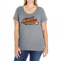 street fighter Ladies Curvy T-Shirt | Artistshot
