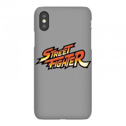 street fighter iPhoneX Case | Artistshot