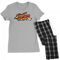 street fighter Women's Pajamas Set | Artistshot