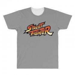street fighter All Over Men's T-shirt | Artistshot