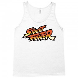 street fighter Tank Top | Artistshot