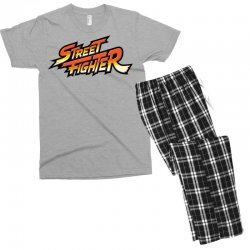 street fighter Men's T-shirt Pajama Set | Artistshot