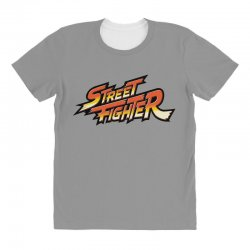 street fighter All Over Women's T-shirt | Artistshot