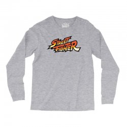 street fighter Long Sleeve Shirts | Artistshot