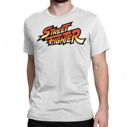 street fighter Classic T-shirt | Artistshot