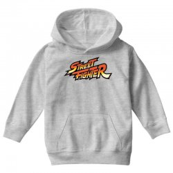 street fighter Youth Hoodie | Artistshot