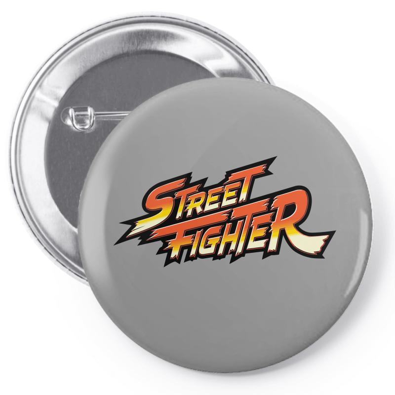 Street Fighter Pin-back Button | Artistshot