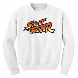 street fighter Youth Sweatshirt | Artistshot