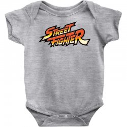 street fighter Baby Bodysuit | Artistshot