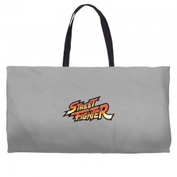 street fighter Weekender Totes | Artistshot