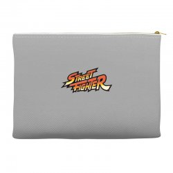 street fighter Accessory Pouches | Artistshot