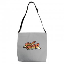 street fighter Adjustable Strap Totes | Artistshot