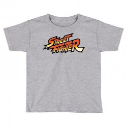 street fighter Toddler T-shirt | Artistshot