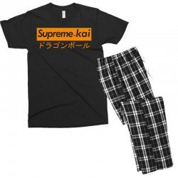 supreme kai dragonball Men's T-shirt Pajama Set | Artistshot