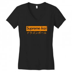 supreme kai dragonball Women's V-Neck T-Shirt | Artistshot