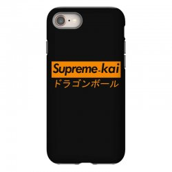 supreme kai dragonball iPhone 8 Case | Artistshot