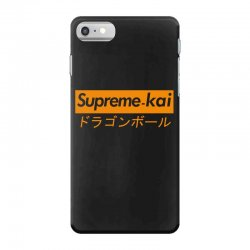 supreme kai dragonball iPhone 7 Case | Artistshot