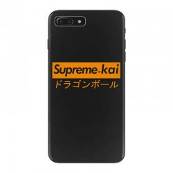 supreme kai dragonball iPhone 7 Plus Case | Artistshot