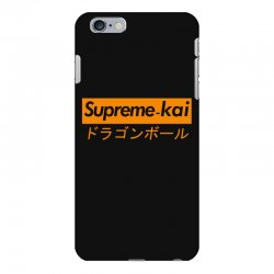 supreme kai dragonball iPhone 6 Plus/6s Plus Case | Artistshot