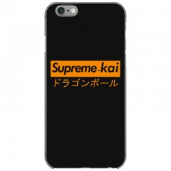 supreme kai dragonball iPhone 6/6s Case | Artistshot