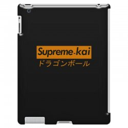 supreme kai dragonball iPad 3 and 4 Case | Artistshot
