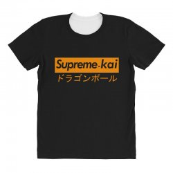 supreme kai dragonball All Over Women's T-shirt | Artistshot