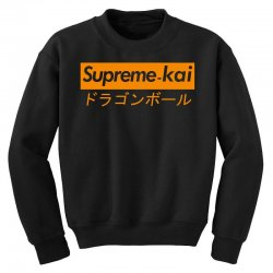 supreme kai dragonball Youth Sweatshirt | Artistshot