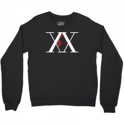 hunter x hunter for dark Crewneck Sweatshirt | Artistshot