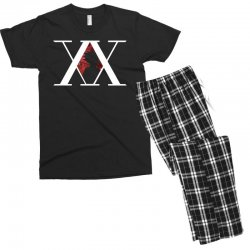 hunter x hunter for dark Men's T-shirt Pajama Set | Artistshot