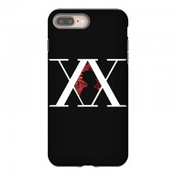 hunter x hunter for dark iPhone 8 Plus Case | Artistshot