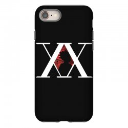 hunter x hunter for dark iPhone 8 Case | Artistshot