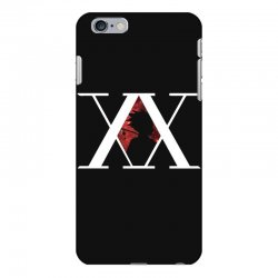 hunter x hunter for dark iPhone 6 Plus/6s Plus Case | Artistshot