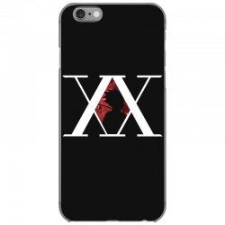 hunter x hunter for dark iPhone 6/6s Case | Artistshot