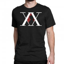hunter x hunter for dark Classic T-shirt | Artistshot
