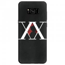 hunter x hunter for dark Samsung Galaxy S8 Case | Artistshot