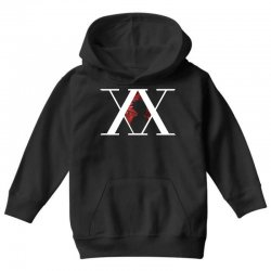 hunter x hunter for dark Youth Hoodie | Artistshot