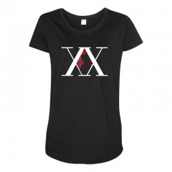 hunter x hunter for dark Maternity Scoop Neck T-shirt | Artistshot