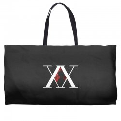 hunter x hunter for dark Weekender Totes | Artistshot